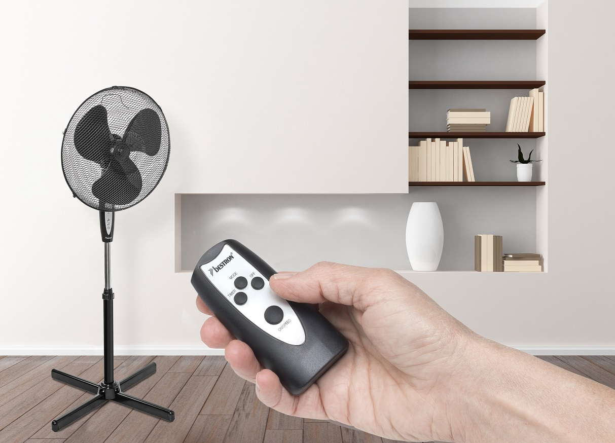 ▷ Ventilateurs Sur Pied Avec Télécommande. Classement