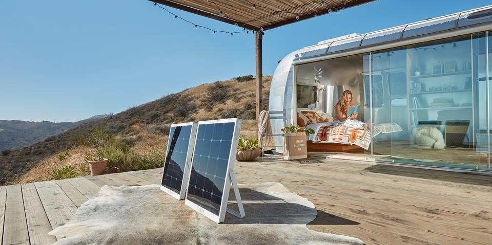 giaride chargeur panneau solaire sunpower avis