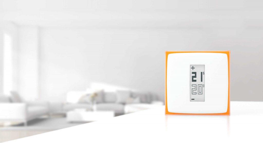 les meilleurs thermostats netatmo classement comparatif en f vr 2019. Black Bedroom Furniture Sets. Home Design Ideas