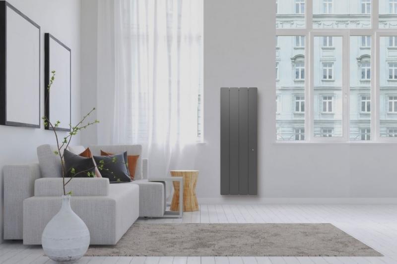 les meilleurs radiateurs lectriques verticaux. Black Bedroom Furniture Sets. Home Design Ideas