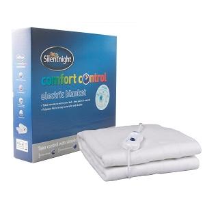 Silentnight Confort Contrôle couverture électrique-Double